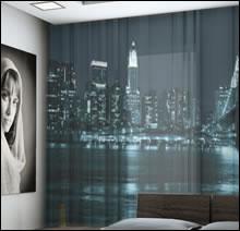 vorhang mit foto selbst gestalten mit eigenen fotos foto vorh nge zum selber machen. Black Bedroom Furniture Sets. Home Design Ideas
