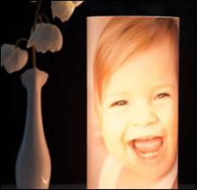 Fotolampe selbst gestalten fotolampe selber machen for Fotokissen selber machen