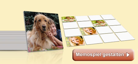 foto memo spiel selbst gestalten memokarten mit eigenen fotos. Black Bedroom Furniture Sets. Home Design Ideas